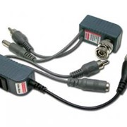 Приемопередатчик видеосигнала balun video power passiv 500m фото