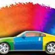 Краски. фото