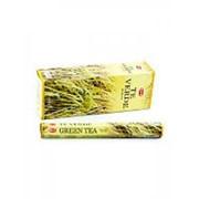 Благовония 'Зеленый Чай', HEM, 20 палочек фото