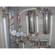 Системы водоснабжения внутренние фото