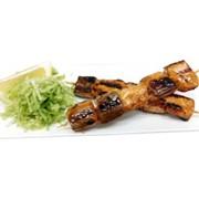 Доставка горячих блюд - Шашлычки из семги 120/20/20 гр. фото