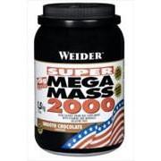 Weider Mega Mass 2000 (1500 gr.). Гейнер. фото