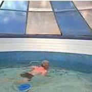 Пузырчатая пленка для утепления бассейна фото