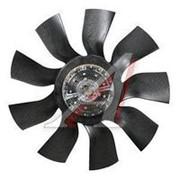 Вентилятор ЯМЗ-530 650мм с вязкостной муфтой в сборе (МАЗ-5440B5,5340B5) ТЕХНОТРОН фото