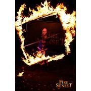 Огненное шоу - Gold фото
