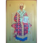 Икона Господь Вседержитель- Великий Первосвященник фото