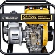 Мотопомпа Crosser CR-PD30 фото