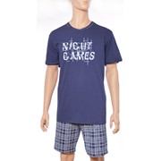 Пижама мужская модель 253404 фото