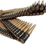Боеприпасы к стрелковому оружию фото