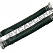 Рукав всасывающий гофрированный для мотопомп, 4 метра (+0,3-0,1м), 125 мм в сборе с ГР-125 фото