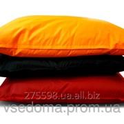 Черное кресло мешок подушка 120*140 см из ткани Оксфорд, кресло-мат фото