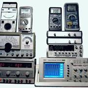 Ремонт контрольно-измерительной аппаратуры и приборов фото