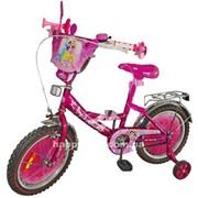 Детский 2-х колесный велосипед Принцессы Disney фото