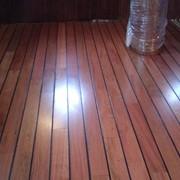 Реставрация и изготовление палуб, яхтеной мебели и интерьера. фото