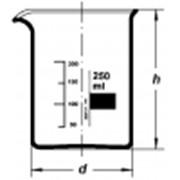 Стакан Н-5000 низкий с град. ТС, Boro 3.3 1101/5000 фото