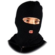 Балаклава маска террорка Зимняя Удлинённая. ПОЛЬША фото