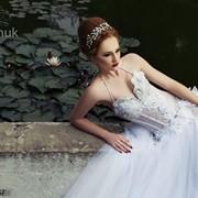 Платье свадебное, коллекция 2015 г., модель 57 фото