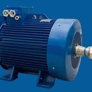 Электродвигатели крановые, WEM electric 4МТМ 400 M8 фото