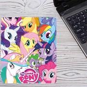 Коврик My Little Pony, Май Литл Пони для мыши №1 фото