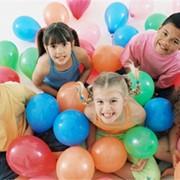 Организация детских праздников фотография