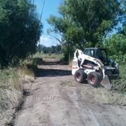 Аренда мини погрузчика Bobcat S130 фото