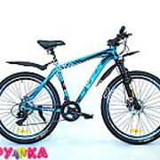 """Велосипед горный stex atlas 272601s/02 (17"""") фото"""
