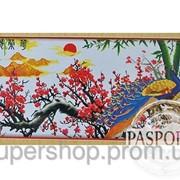 Набор для вышивки картины Павлины 160х72см 373-37010685 фото
