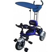 Велосипед 3-х колісний Mars Trike KR01 синий фото
