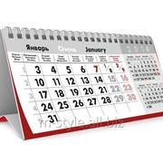Печать настольных календарей фото