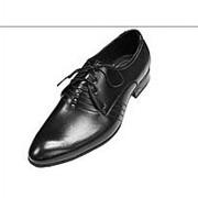 Мужские классические туфли из натуральной кожи фото