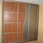 Шкаф-купе Senator закрытый 2,2м. фото