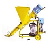 Штукатурный агрегат модель МАШ-1 фото