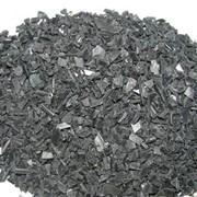 АБС пластик дробленый (вторичка) фото