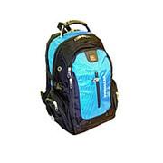 SWISSGEAR Рюкзак 35L 6605# USB BLUE фото