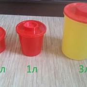 Контейнер безопасной утилизации (КБУ) 6 литров фото