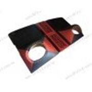 Акустическая полка на ВАЗ 2114 красная, бюджет фото