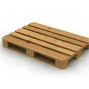 Паллеты деревянные фото