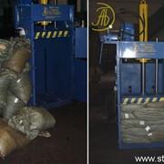 Прессы гидравлические пакетировочные ПГП-8, ПГП-8-1 фото