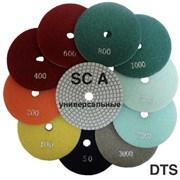 Гибкие шлифовальные-полировальные диски(черепашки) фото