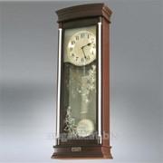 Часы настенные с маятником 3-батарейки AA QC5 фото