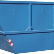 Контейнеры для отходов и сыпучих грузов фото