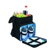 Сумка холодильник и пикник набор 43060 фото