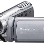 Видеокамера цифровая Panasonic SDR-S15EE-S сереб. фото