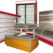 Торговое холодильное оборудование фото