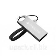 TRANSCEND JetFlash 520 64GB Silver (TS64GJF520S) 6123588 фото