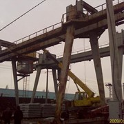 Монтаж подъемно-транспортного оборудования фото