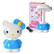 Детская лампа настольная Кошечка HELLO KITTY H 04507 от сети фото