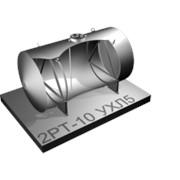 Резервуар одностенный с опорами Р-10 фото