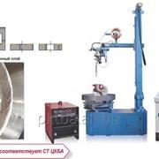 Установки для автоматической наплавки деталей и узлов трубопроводной арматуры ПКТБА-УН-1 фото