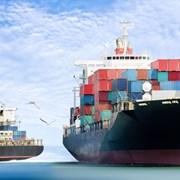 Таможенный брокер Морские перевозки (контейнер) фото